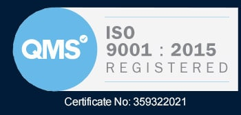 ISO 9001-2015 Registered