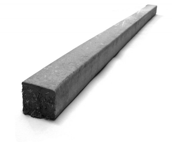 concrete square bar spacer