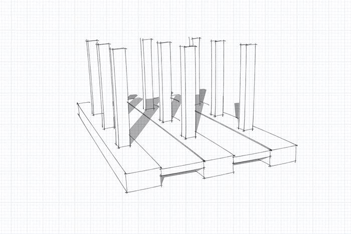 Slab Beam Foundation Design
