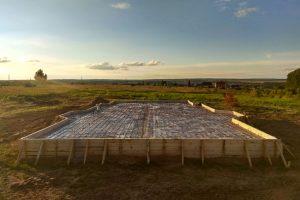 slab foundation