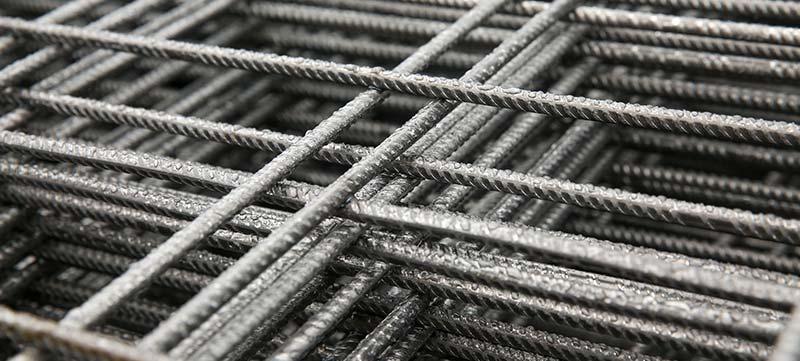 steel rebar mesh