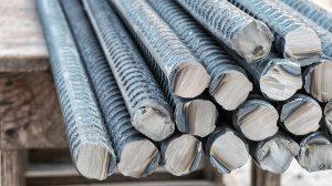 steel rebar types grades